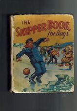 SKIPPER BOOK FOR BOYS 1938 vintage annual