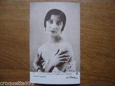 carte postale ancienne CPA Postcard LES PLUS BELLES FEMME DE FRANCE le voile
