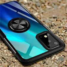 Hülle Samsung Galaxy S20 S10 S9 Note 9 10 Plus Case Handy Panzer Folie Glas