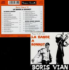 BORIS VIAN - LA BANDE A BONNOT