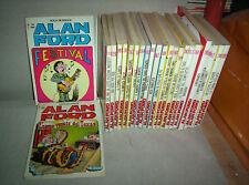 ALAN FORD CORNO SEQUENZA COMPLETA DAL 176 AL 199 MB/OTT + VENDITA SINGOLI 5,00