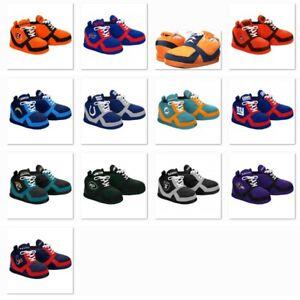 NFL AFC Sneaker Slippers Sz 7, 8, 9, 10, 11, 12, 13, 14 Small, Medium, Large, XL