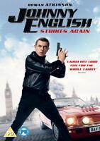 Johnny English Strikes Again DVD (2019) Rowan Atkinson, Kerr (DIR) cert PG