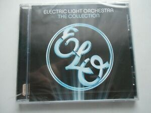 ELO: THE COLLECTION, 11 TOP-TRACKS  MIT LIVIN` THING, TURN TO STONE, NEU IN OVP