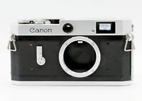 【NEAR MINT】 Canon P 35mm Rangefinder Film Camera Body from JAPAN #1323