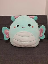 NEW STYLE - LARGE KellyToy Squishmallow 16-Inch Plush REINA BUTTERFLY BNWT
