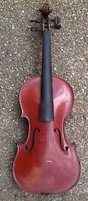VIOLON 4/4 VIOLIN by PAUL MANGENOT ANNEE 1909.MIRECOURT FRANCE ....VIOLIN BOW
