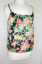 New Look Floral Classic Sleeveless Tops & Shirts for Women