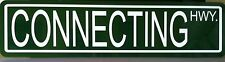 NY CITY CONNECTING HIGHWAY HWY STREET SIGN MUSCLECAR New York Street Racing