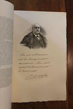 Edouard Mangin Opéra Figures Contemporaines Mariani Biographie 1904 1/150 ex