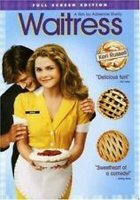 Waitress (Full Screen Edition) - DVD - Brand New - Kerri Russell FREE SHIPPING