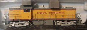 Atlas Classic Silver HO #10001443 Spokane International RS-1 Loco (DC Version)