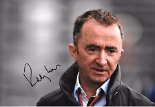 Paddy Lowe SIGNED  12x8   F1 Mercedes CEO (Technical) Portrait 2016