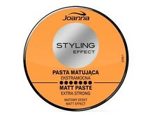 JOANNA STYLING EFFECT MATT PASTE EXTRA STRONG HAIR