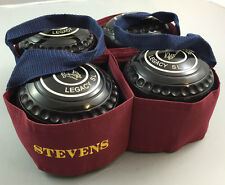 Stevens 4 Bowl Carrier For Crown Green/Short Mat/Lawn Bowls