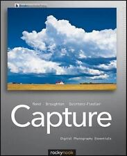 Capture: Digital Photography Essentials-ExLibrary