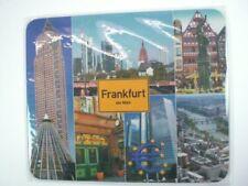Mousepad Frankfurt Mousepad City Souvenir, Computer, New