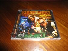 Chicano Rap CD RIKEE WEST - Now or Never - Toke da Smoke Anita Sallas