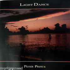 Peter Prince - Light Dance (CD, 2002)  New Age Folk Instrumental VG+++ 9.5/10