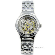 Swatch Uhr Irony Automatic BODY & SOUL  YAS100G   NEU UND OVP