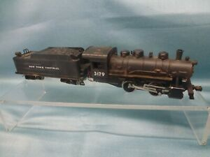 LIMA/OTHER 'HO' 0-4-0 STEAM LOCO & TENDER 'NEW YORK CENTRAL' 3179 ~ UNBOXED