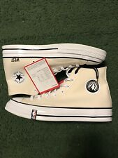998231371b174c High Top Converse SAMPLE (Minnesota Timberwolves) NBA Premium Size US 11