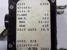 AIRPAX 10AMP CIRCUIT BREAKER  UPGH66-3542-3