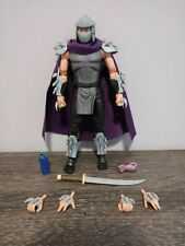 TMNT NECA 1 2 3 SHREDDER Figure Cartoon Teenage Mutant Ninja Turtles Target SDCC