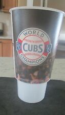 2017 CHICAGO CUBS OPENING DAY-4/10-2016 WORLD CHAMPIONS COMMEMORATIVE SODACUP