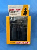 Vintage Be Your Own SECRET AGENT Playset New in Box Toy Hong Kong Periscope #241