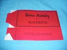 742A Hachette Hornby Boite vide pour Wagon AE 3012 O 1/43 Réédition