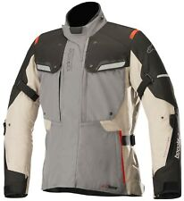 Giacca Impermeabile Moto Alpinestars Bogota' V2 DRYSTAR Jacket Nero Sabbia Non applicabile L