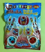 Taiko no Tatsujin Balloon Blind Pack Type Unknown Sukiya Promo JAPAN NEW