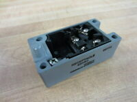Cutler Hammer E51RC Limit Switch Receptacle