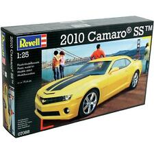 REVELL 1:25 KIT AUTO CAR CHEVROLET CAMARO SS 2010 LUNGHEZZA 19,4 CM  ART 07088