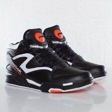 Reebok Pump Omni Lite Dee Brown Retro Black Orange White Size 13. Style J15298
