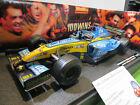 F1 RENAULT R25 Fernando Alonso 2005 Win BAHRAIN 1/18 HOT WHEELS G9752 formule 1