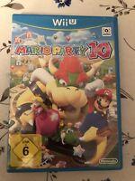 !!  TOP Wii U SPIEL  !!   Mario Party 10   Top Zustand