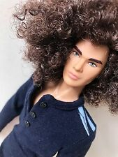 """FASHION ROYALTY HOMME COLOR INFUSION KIERON MALE NUDE DOLL 12"""""""