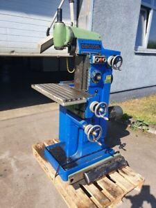 Deckel FP1 Fräsmaschine