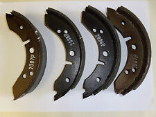 MORRIS MINOR 1000 1957 - 1971   REAR BRAKE SHOES  (NJ95 AF)