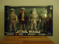 Star Wars Action Collection 4 Pack Set