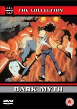 The Dark Myth - Parts 1 And 2 (DVD, 2003, Animated, Dubbed)