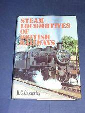 Chemin de fer Locomotives à vapeur du chemin de fer anglais (en anglais) 1973