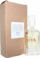 VERA WANG LOOK TESTER 1.0 OZ PURE PERFUM ELIXIR SPLASH FOR WOMEN IN TESTER BOX