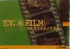 CORGI TV AND FILM JULY TO DECEMBER 2002 CATALOGUE