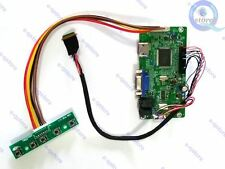 HDMI VGA LCD Converter EDP Driver Monitor Kit for N156HGE-EAB Panel 1920X1080