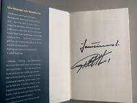 Autogramm WM WC 1966 Geoff Hurst,Hans Tilkowski Und ....Wembley Tor signed