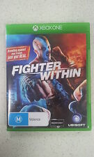 Fighter Within XBOX One Brand New