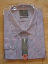 Check Button Cuff Formal Shirts for Men with Multipack